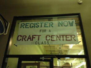Cal Poly Craft Center Classes