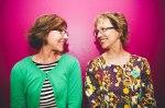 Picking Daisies owners Dede Bruington and Kay Porczak