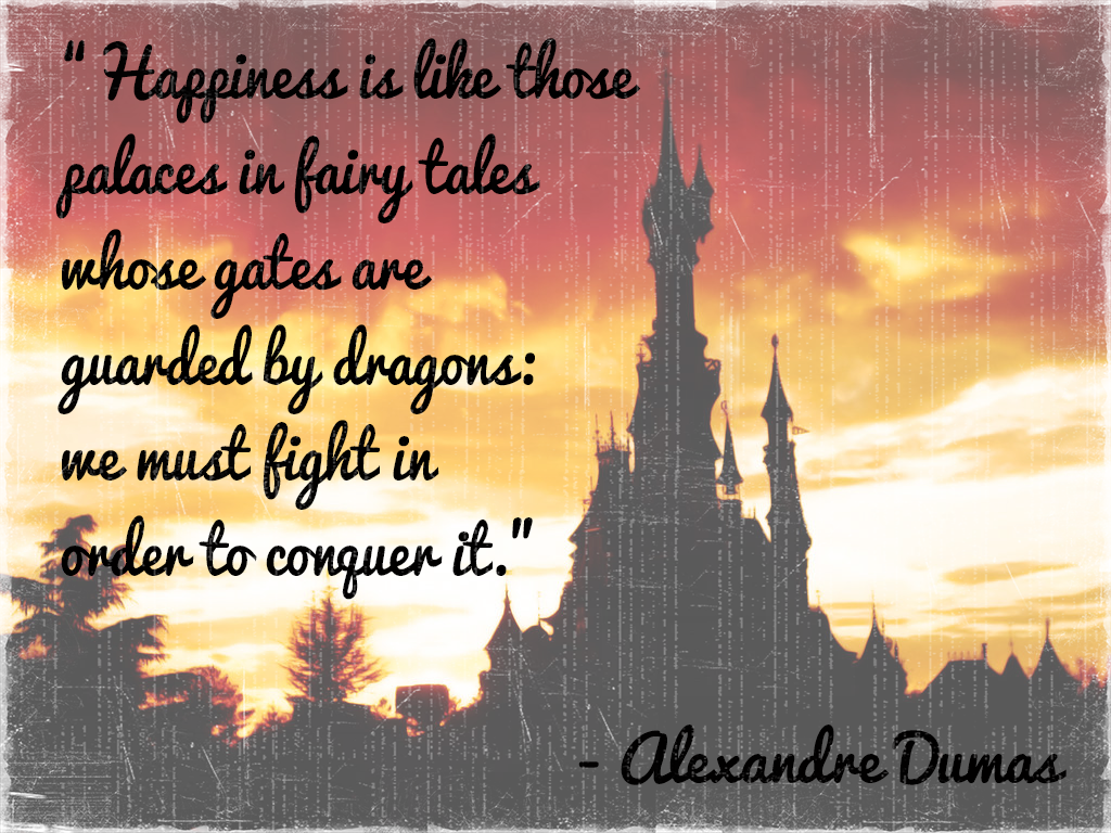 Quote of the Day: Hunt for Happiness Week Day 3